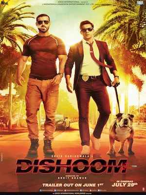 Sajid Nadiadwala Dishoom
