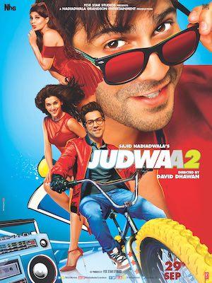 Judwaa 2 starring Varun Dhawan, Jacqueline Fernandez and Taapsee Pannu produced by Sajid Nadiadwala