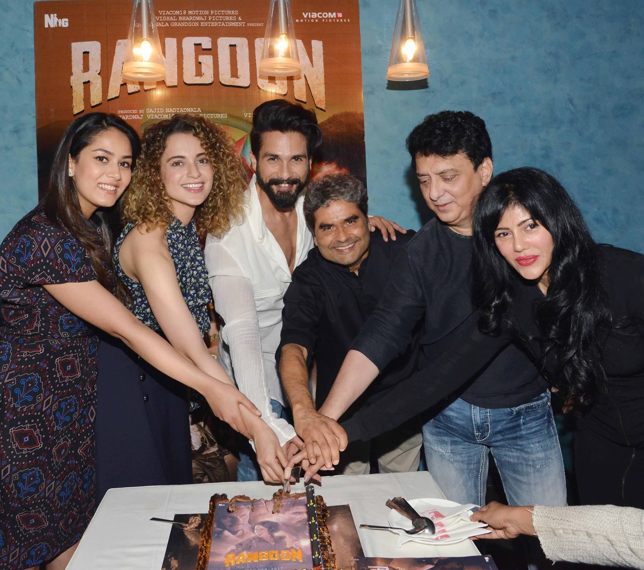 Screening of Rangoon