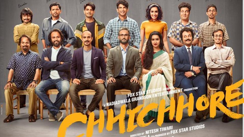 Chhichhore is my gift to my sons Subhan and Sufyan says Sajid Nadiadwala